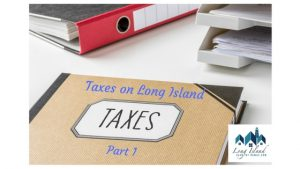 Long Island property taxes