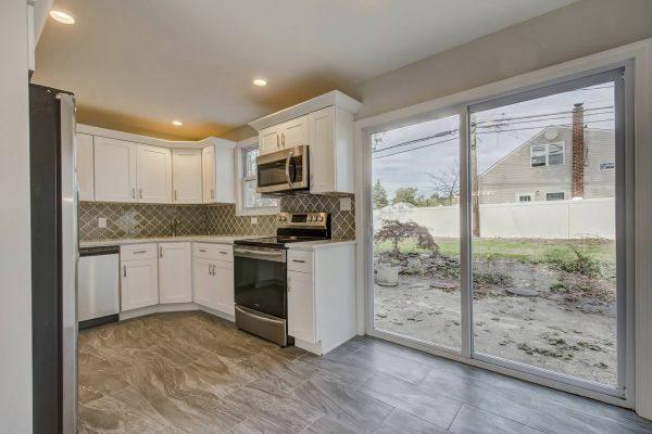 kitchen sliding doors
