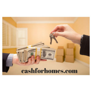 Cash for Homes can alleviate the stress of selling your home